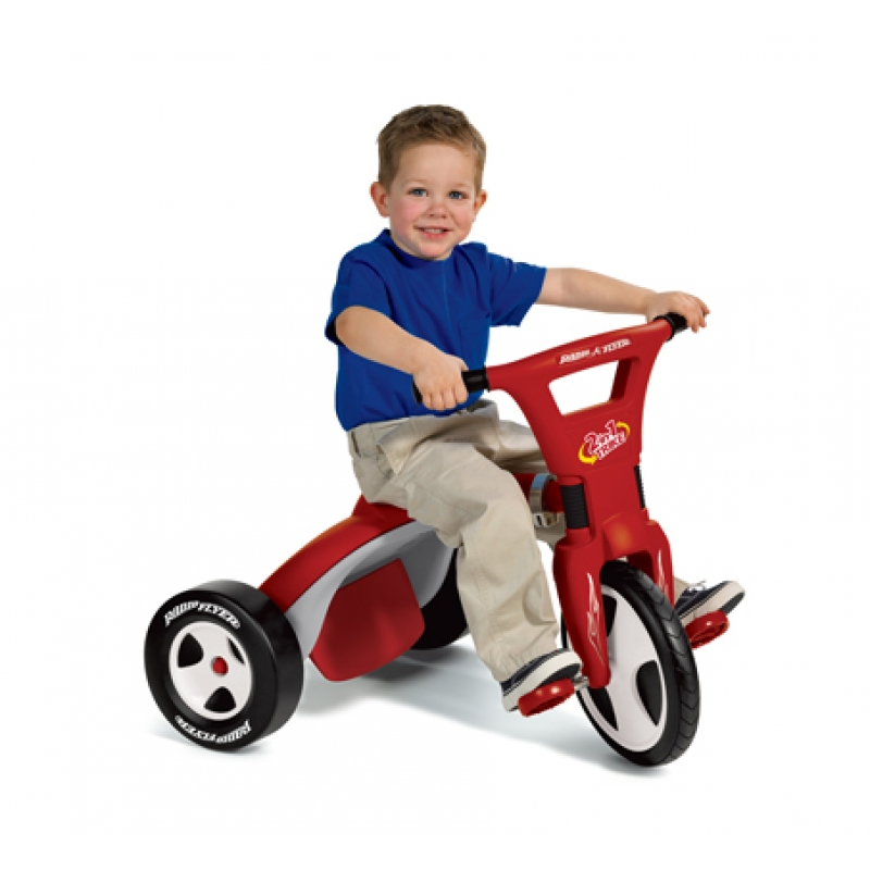 2 In 1 Trike Red Kids Tricycle Amp Big Wheel Kids Chopper