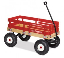 All-Terrain Cargo Wagon